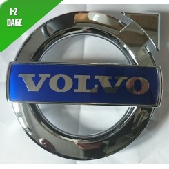 Volvo Emblem Blank Chrome 31383030