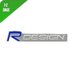 R Design emblem 31255505