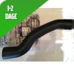 Slange til Intercooler Ny 31261229
