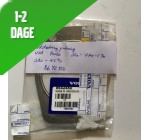 Pakning Turbo Udstødning Ny 8642450