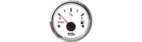 S60 (11+) - Brændstof